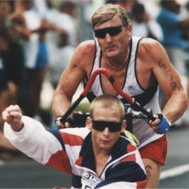 Inspring Runners – THEY RUN AS ONE – TEAM HOYT