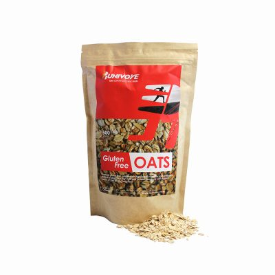 Runivore Gluten Free Oats – Pesticides- and gluten-free oats give you powerful yet slow-releasing energy