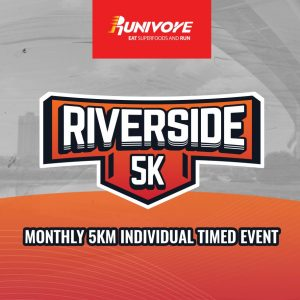 Runivore 河岸 5K – 9月26日