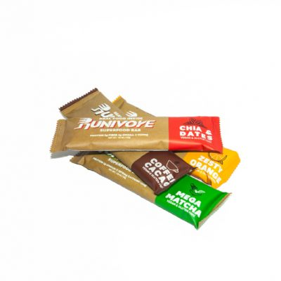 Runivore Superfood Bar Mixed Pack – You Choose The Flavor Combination