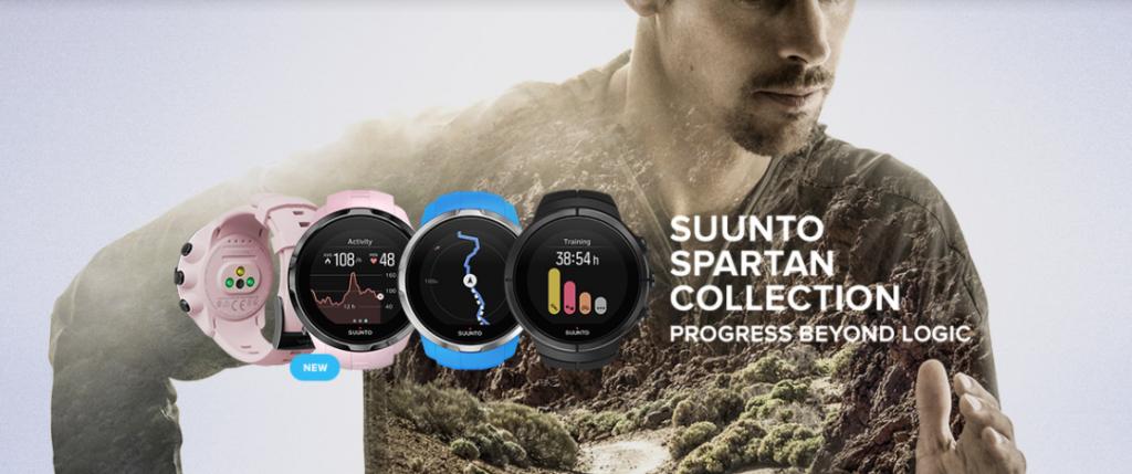 SUUNTO Spartan Collection