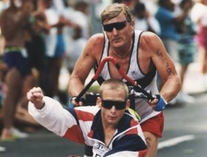 Team Hoyt Inspirational Runners