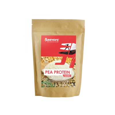 RUNIVORE Pea Protein Isolate – The healthy supplement for post-workout recovery