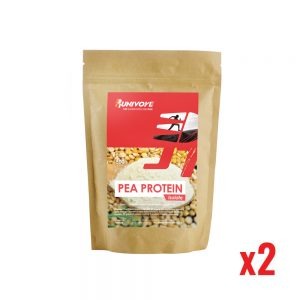SALE! RUNIVORE Pea Protein Isolate (x2) – The healthy supplement for post-workout recovery