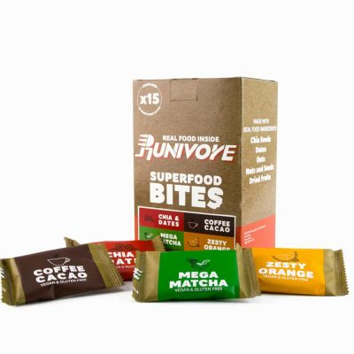 Runivore Superfood Bites Mixed Pack – You Choose The Flavor Combination